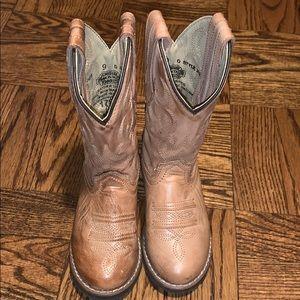 Smokey Mountain Boots toddler size 9